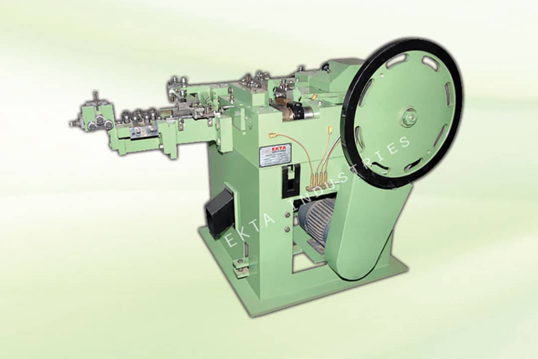 Wire Nail Making Machine EI N2