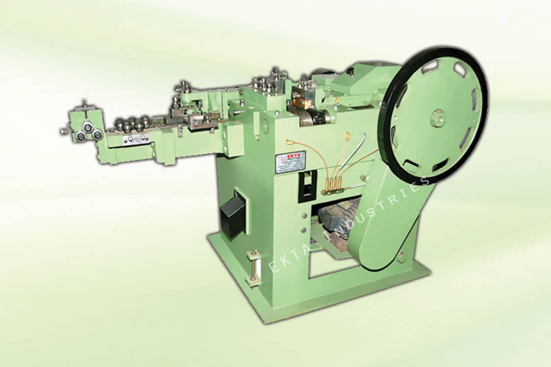 Wire Nails Machines